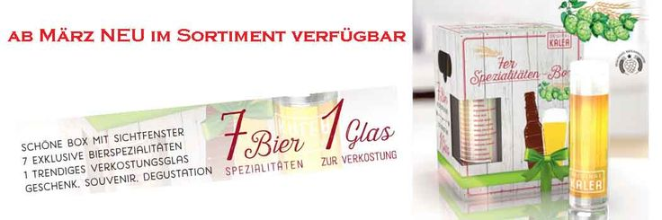 Die neue 7er-Spezialitäten BierBox kommt!