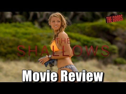 The Shallows Review  #blakelively #theshallows #horror #jaws #water #shark #suspense