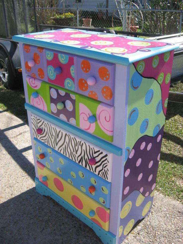 Cute for my future scrapbooking room :)  Funky Furniture Factory - Furniture