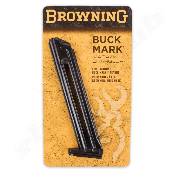 Browning Buck Mark Stainless UDX - Sportpistole .22lr - Shoot-ClubLoading that magazine is a pain! Get your Magazine speedloader today! http://www.amazon.com/shops/raeind