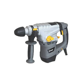 Titan TTB278SDS 5kg SDS Plus Hammer Drill 230-240V | SDS Drills | Screwfix.com