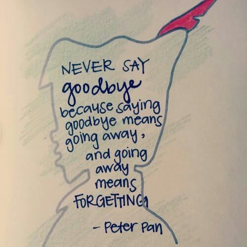 Peter Pan Quotes And Sayings. QuotesGram