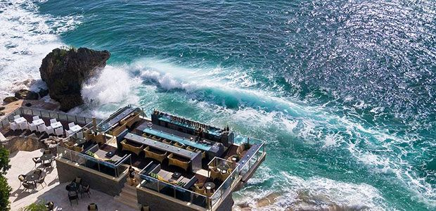 Rock Bar Bali at Ayana Resort and Spa