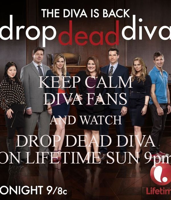 Watch drop dead diva sundays on lifetime 9pm tv ships - Watch drop dead diva ...