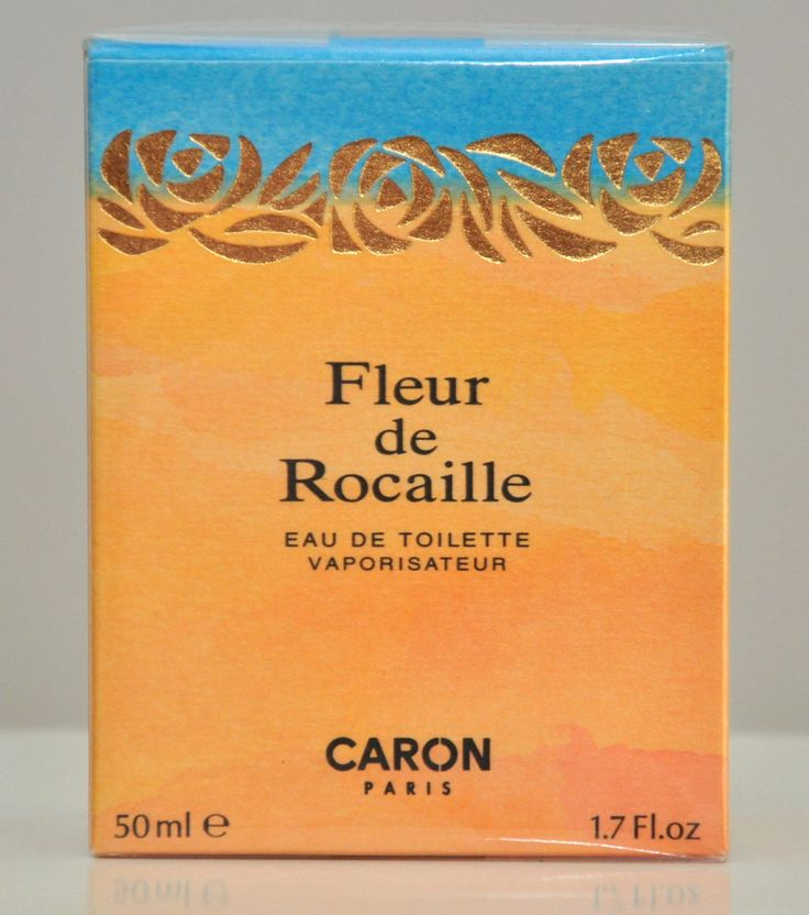 Caron Fleur de Rocaille Eau de Toilette Edt 50Ml Spray Profumo Donna Raro Vintage 1993 Nuovo con cellophane sigillato  Fleur de Rocaille di Caron è una fragranza del gruppo Floreale da donna. Fleur de Rocaille è stato lanciato sul mercato nel 1993. Le note di testa sono Gardenia, Violetta e Aldeidi; le note di cuore sono Mimosa, Iris, Lillà, Gelsomino, Ylang Ylang, Mughetto, Rosa e Garofano; le note di base sono Sandalo, Ambra, Cedro, Muschio Animale e Muschio di Quercia.  Tutti i prodotti…