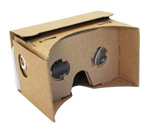 Blisstime DIY Google Cardboard 3d Vr Virtual Reality 3d Glasses for Iphone New #1