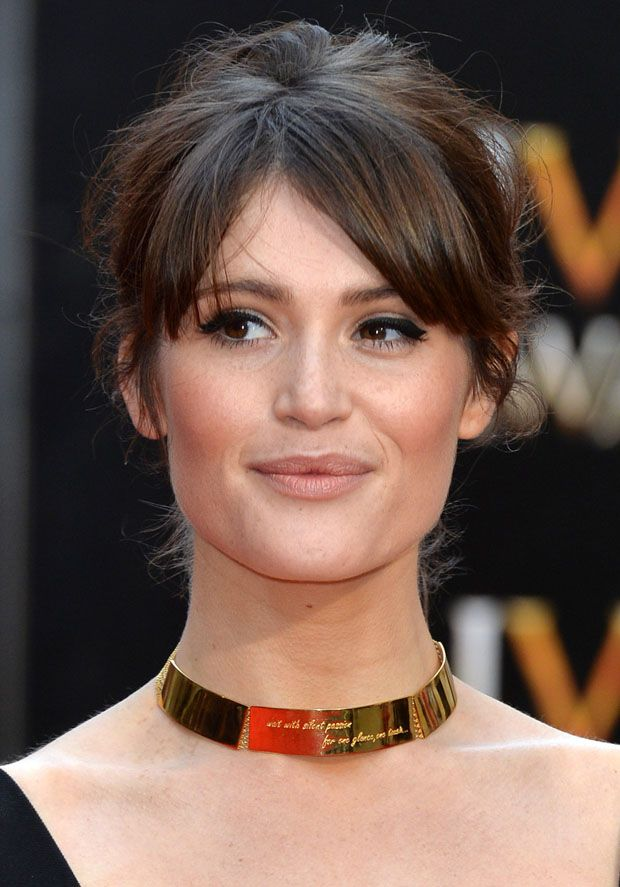 Gemma Arterton - 2015 Olivier Awards