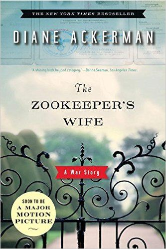 the horrors of war in the zookeepers wife a non fiction book by diane ackerman The zookeeper's wife: a war story diane ackerman, 2008 ww norton & co 384 pp isbn-13: 9780393333060 summary a true story—as powerful as schindler's list—in which the keepers of the warsaw zoo saved hundreds of people from nazi hands.