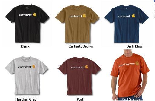 *HOT* FREE Carhartt T-Shirt (Limited Supply!) - Raining Hot Coupons