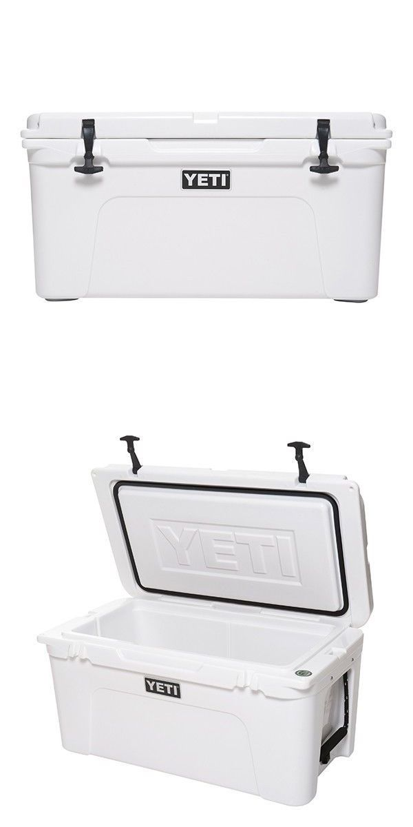 Camping Ice Boxes and Coolers 181382: Brand New Factory Sealed Yeti 65 Tundra White -> BUY IT NOW ONLY: $379.99 on eBay!