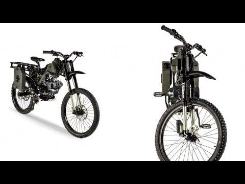 Motorcycle Scooter Trike