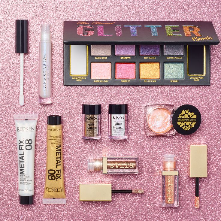 Shop the glitter makeup trend at Ulta Beauty. Over 300 top beauty brands all in one place. Register for the ULTAmate Rewards program to earn points that can be redeemed on anything!