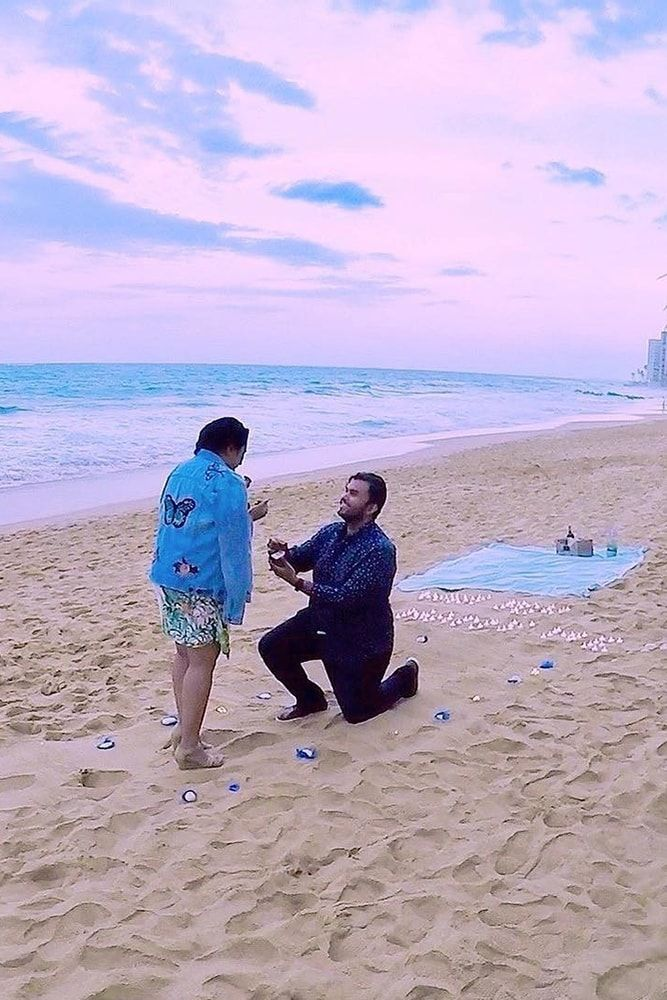 12 romantic beach proposal ideas are sure to make her swoon