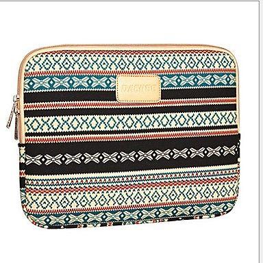 Etniske Style 13 tommer bærbar taske  – DKK kr. 64