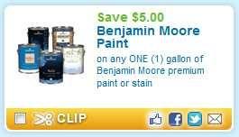 NEW $5 Benjamin Moore Paint Coupon!   http://www.passionforsavings.com/coupon/2012/06/new-5-benjamin-moore-paint-coupon/