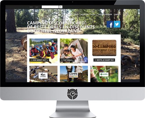Webshops | Camping Discount | Software Ontwikkeling op maat