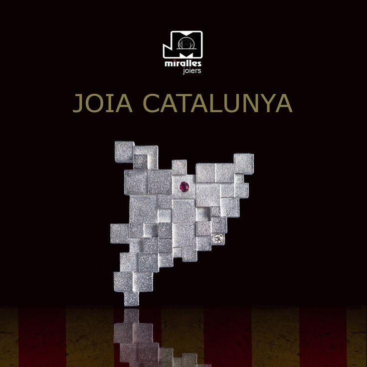 Per tots aquells que estimem Catalunya amb cor i ànima hem creat Joia Catalunya