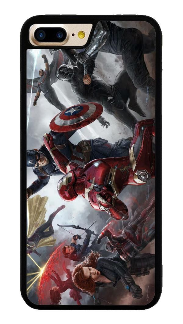 Captain Amrica Avengers for iPhone 7 Plus Case #CaptainAmerica #ranger #avangers #Marvel #iphone7plus #covercase #phonecase #cases #favella