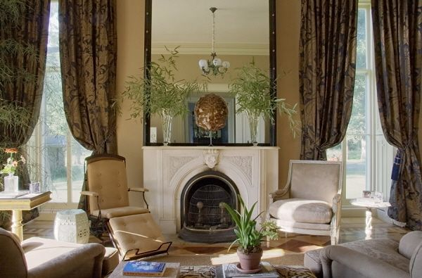 Edwardian Living Room