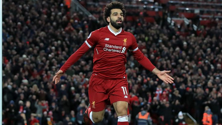 Mohamed Salah scores twice as Liverpool recover to beat Leicester #News #Anfield #Football #Graphic #Leicester