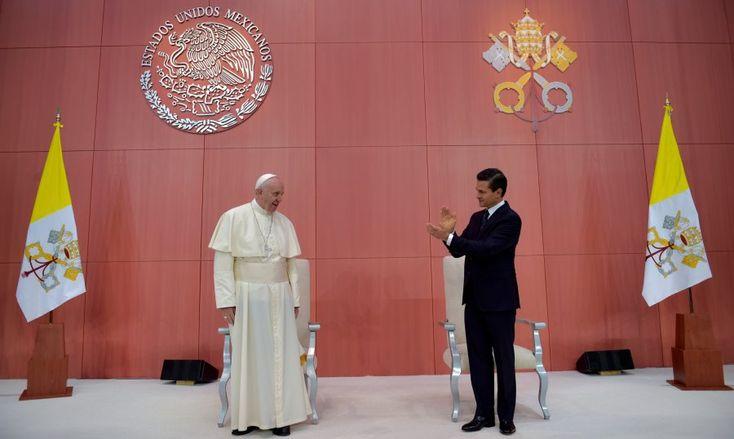 Resaltan el Presidente Enrique Peña Nieto y el Papa Francisco la importancia de la juventud como la principal riqueza de México