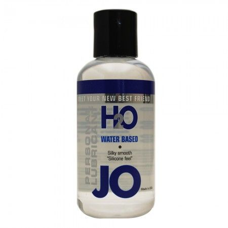 H2O Personal Lubricant in 2.5oz/75ml