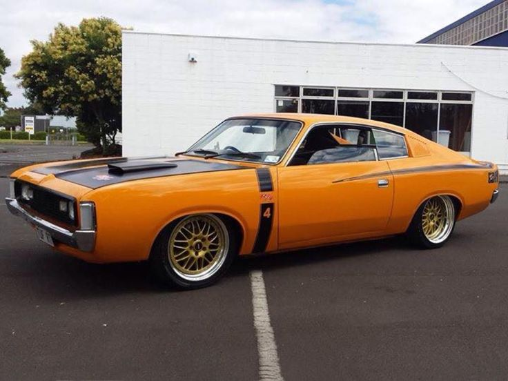 Chrysler (Australia) Valiant Charger