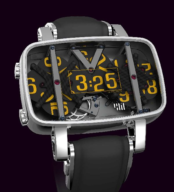 Very cool watch.....