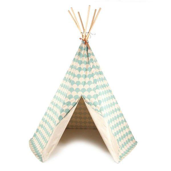 Indiantält Tipi Arizona Grön