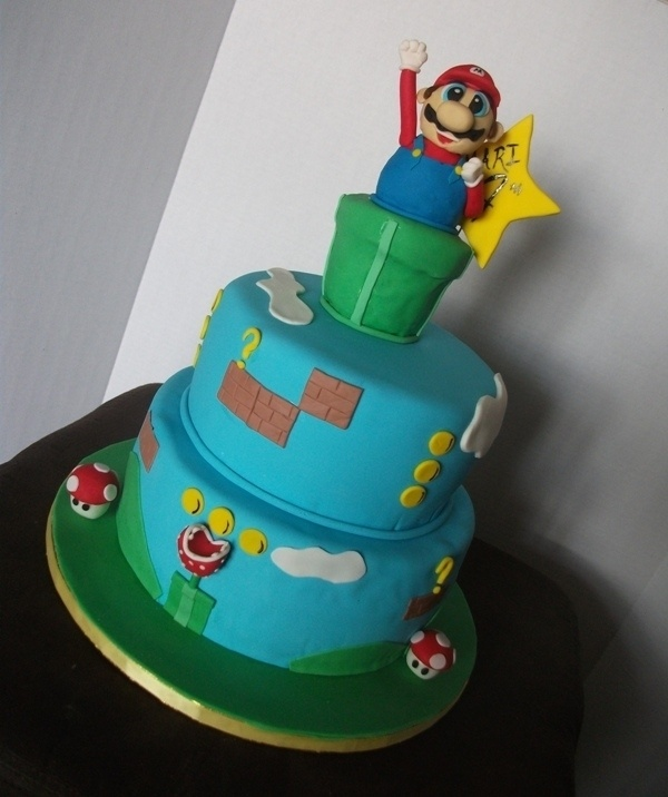 Images Of Birthday Cakes For Brother