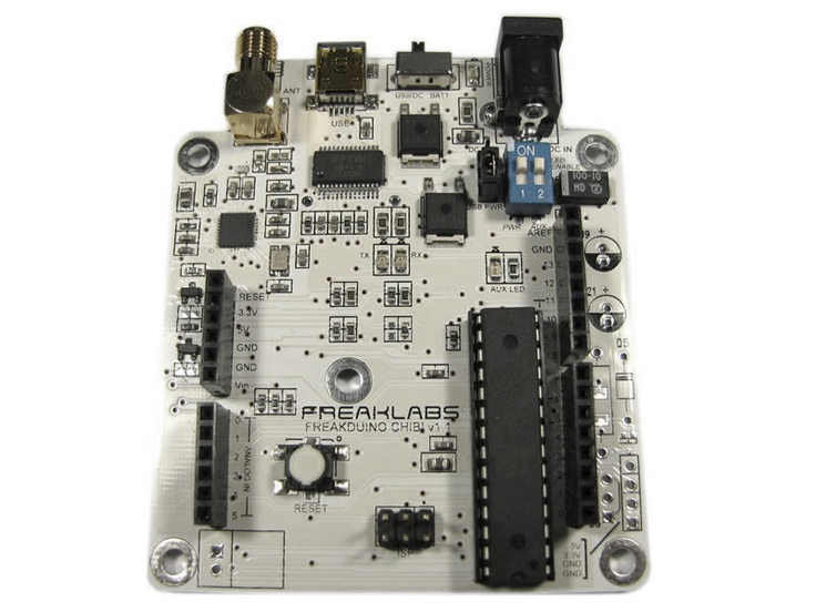 FreakLabs Freakduino Chibi Wireless Arduino Compatible Board