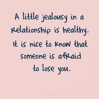 understanding jealousy in a relationship Jealousy in a relationship has made for some of the best songs of all time (who  among us hasn't drunkenly scream-sang the words to dancing.