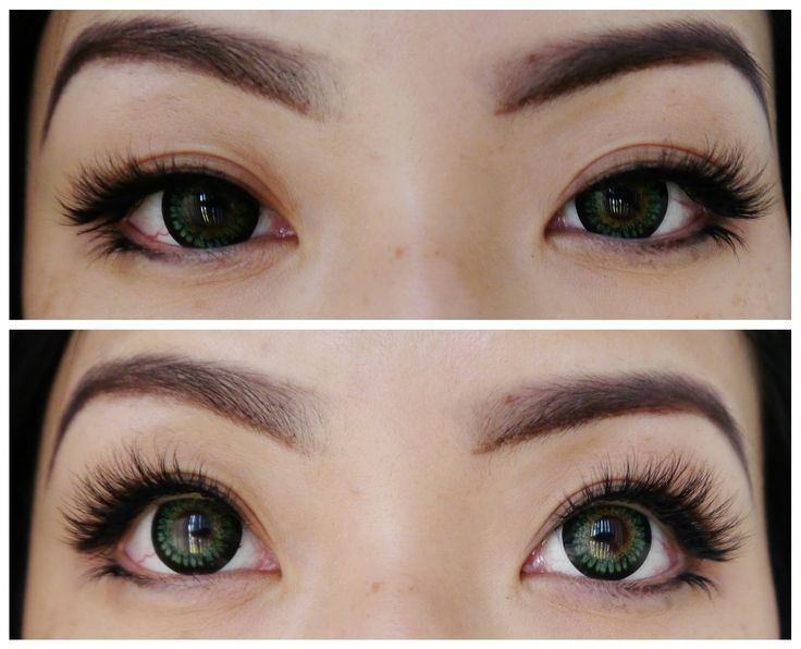 Best Natural False Eyelashes For Asian Eyes