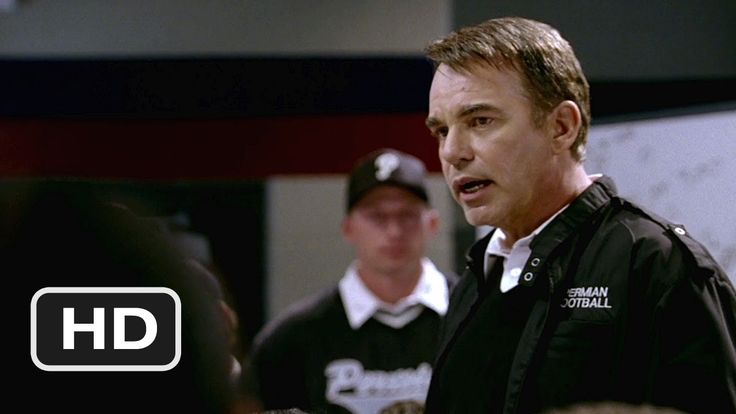 Big week ahead... Beat Rutgers and a Pink Out too...! What a great football scene this is where Coach Gaines in Friday Night Lights discusses being perfect. Make the most of your opportunities!...