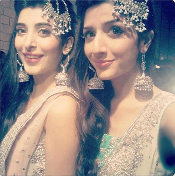 Talented Sisters - Urwa hocane and Marwa hocane