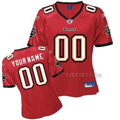 http://www.xjersey.com/tampa-bay-buccaneers-women-customized-red-jersey.html Only$75.00 TAMPA BAY BUCCANEERS WOMEN CUSTOMIZED RED JERSEY Free Shipping!