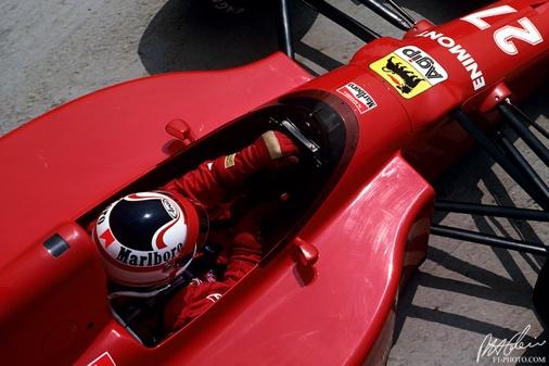 Formula 1 Ferrari