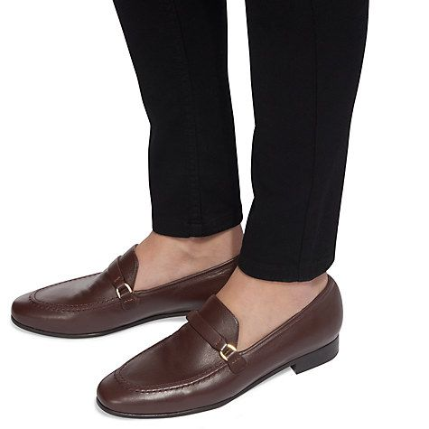 Buy Whistles Melrose Saddle Loafers Online at johnlewis.com