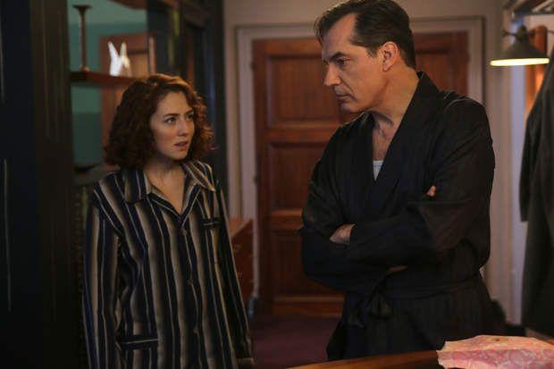 Tout ça finira-t-il en soirée pyjama chez le commissaire Laurence ?Blandine…