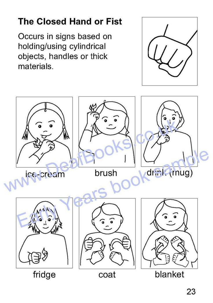 importance and use of sign language in The importance of sign language it is a form of communication, and is just as important as learning spanish or french or any other language.
