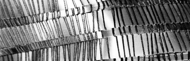 interactive textile structures via poetic realism blog