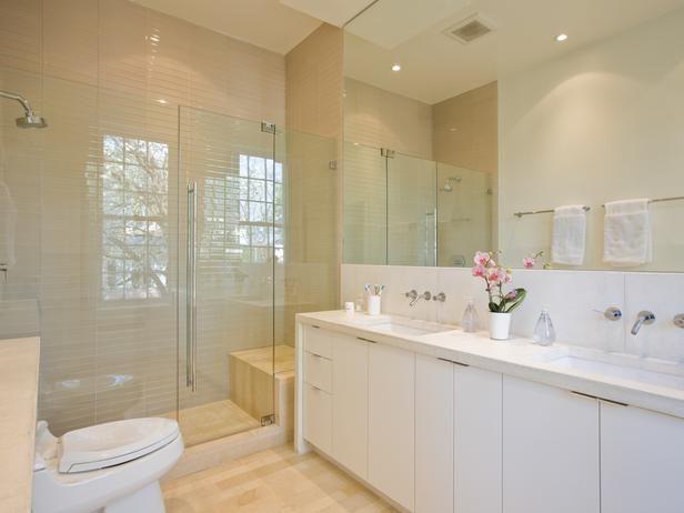 Stunning Glass Walk-in Shower