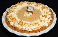 Spider Monkey Peanut Butter Pie: Spider Monkey Peanut Butter Pie - Best of Show Junior Chef Winner of 2012 American Pie Championships