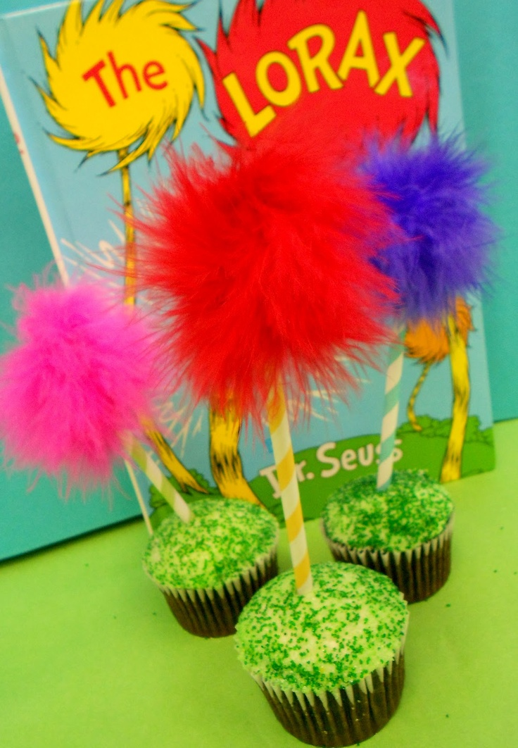 Maybe Ezra will have a Dr. Seuss themed first birthday : )