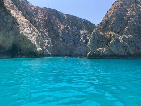 Exploring the hidden gems of Lefkada with Pipis Boats