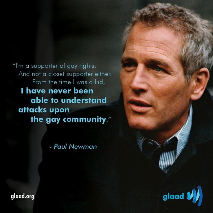 Is Paul Newman Gay 107