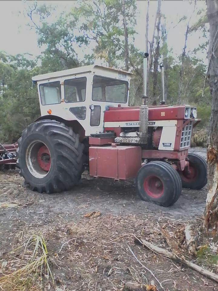 34 best us tractors images on pinterest old tractors for International harvester decor
