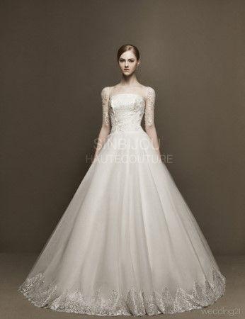 2014 S/S 신작 웨딩드레스 컬렉션-1 : 네이버 매거진