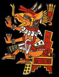 Huhuecóyotl - Dios de la Música, Danza & Canto (Aztec god of music, dance & song