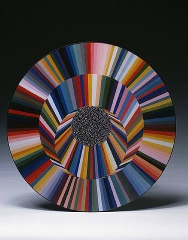 Lucas Samaras, Cake platter